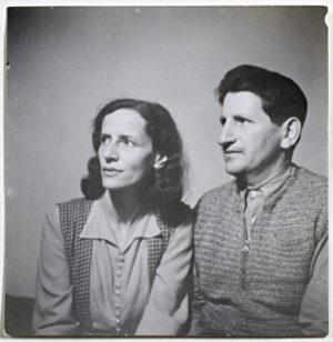 Lissa och Hans Glaser