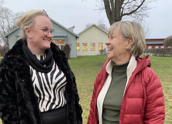 Kajsa dansar vidare i livet och Ida dansar in på Saltå By